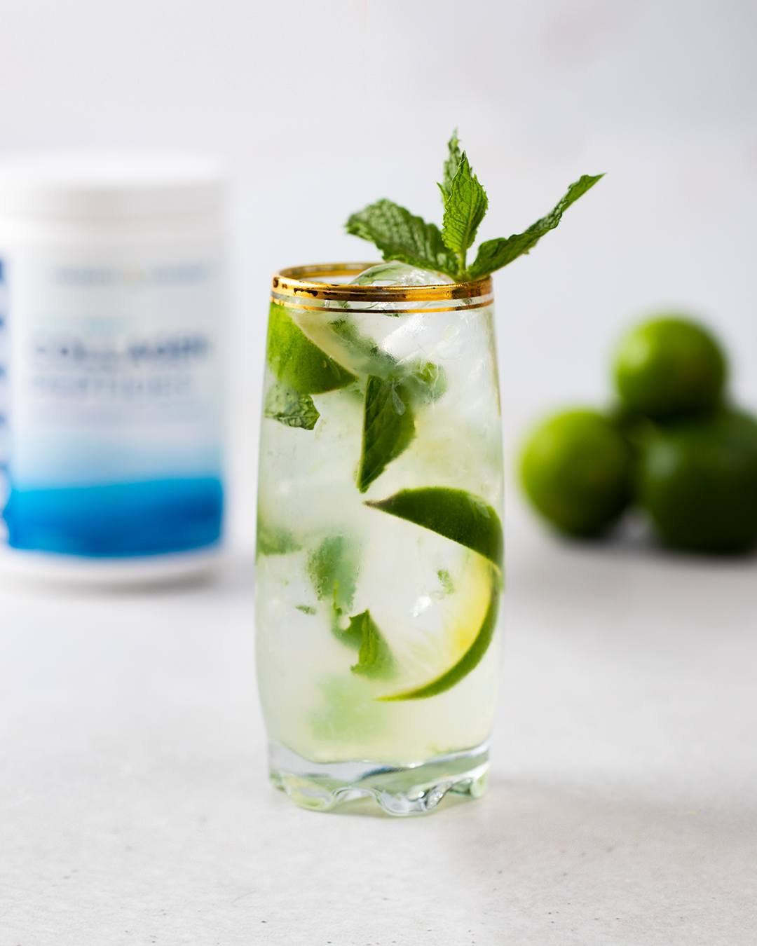 Collagen Infused Faux Jito