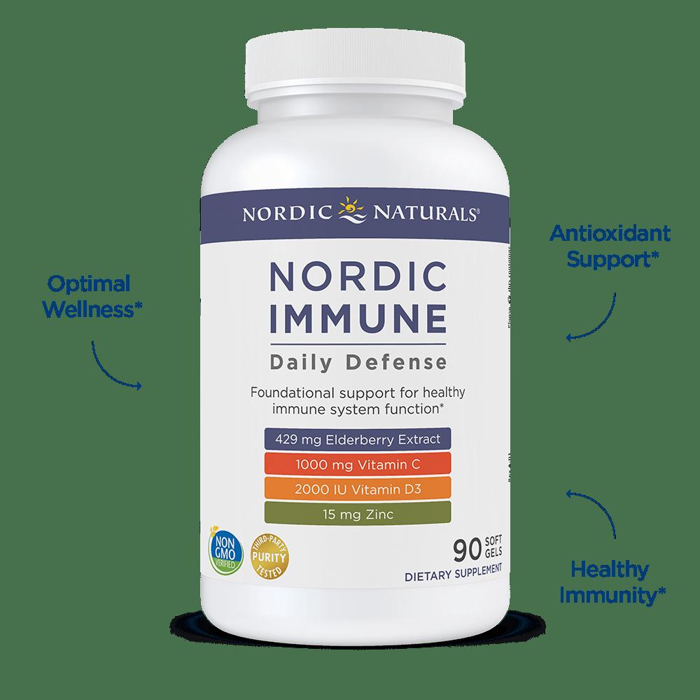 Nordic Immune Daily Defense
